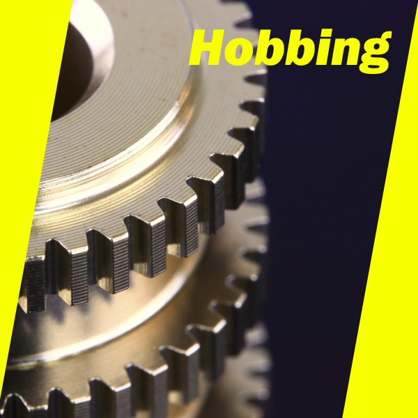 Hobbing parts