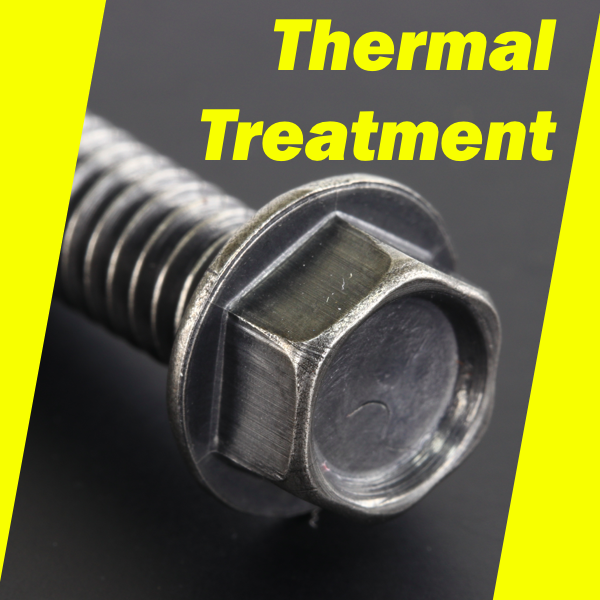 Thermal Treatment Parts