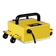 Wheel-Type Demagnetizer
