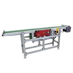 Super Power Demagnetizer with Powered Belt Conveyor