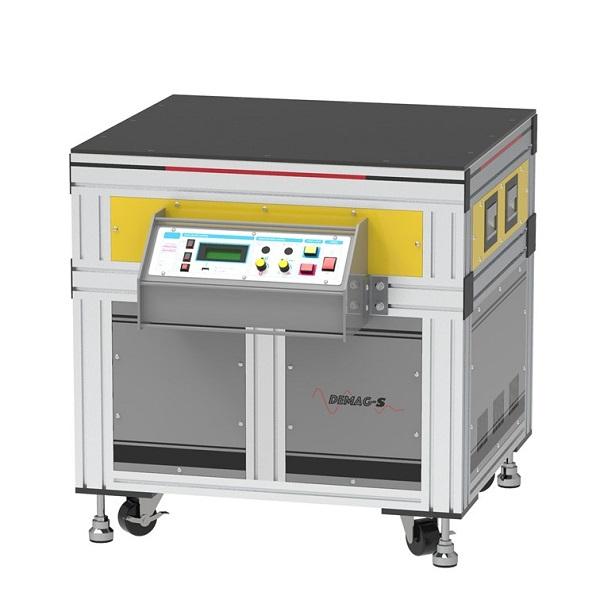 靜止型脫磁機-平面型工件(40×40cm)