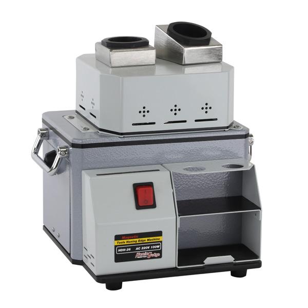 磁力鈍化機 (鑽頭、銑刀專用磨邊拋光鈍化機)
