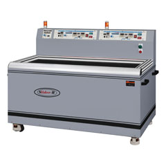 平行移動式磁力研磨機