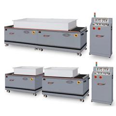 雙平台系統磁力研磨機