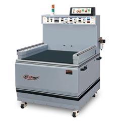 大型磁力研磨機加裝升降省力設備