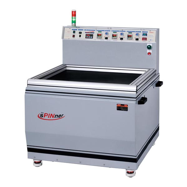 sPINner: Magnetic Deburring & Polishing Machine