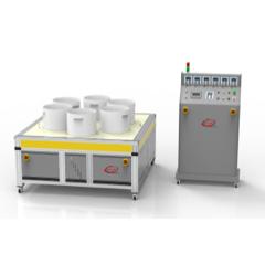 循環式磁力研磨機(六槽)
